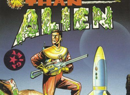 Better Dead Than Alien – Amiga