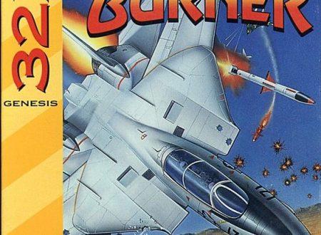 After Burner – Sega 32X