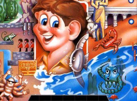 Alex Kidd In The Enchanted Castle – Sega Genesis