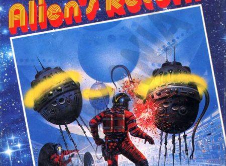Alien's Return – Atari 2600
