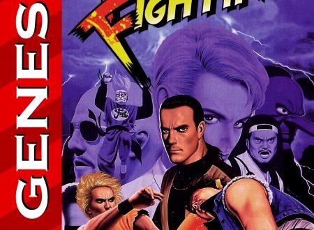 Art Of Fighting – Sega Genesis