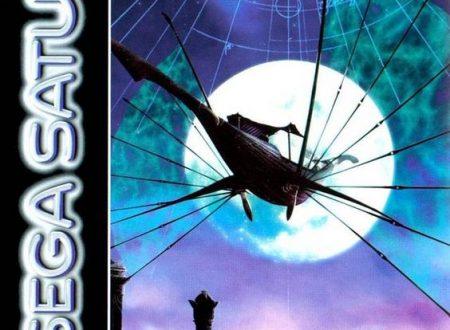 Atlantis The Lost Tales – Sega Saturn