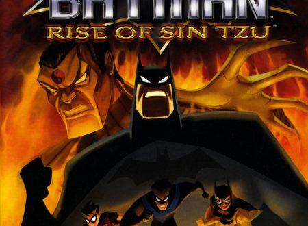 Batman Rise Of Sin Tzu – Microsoft Xbox