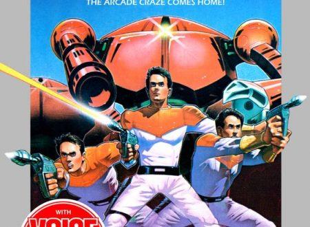 Berzerk – Atari 5200
