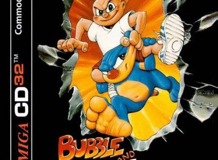 Bubble And Squeak – Amiga CD32
