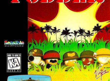 Cannon Fodder – Atari Jaguar