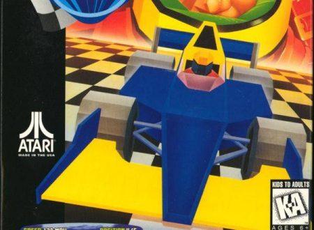 Checkered Flag – Atari Jaguar