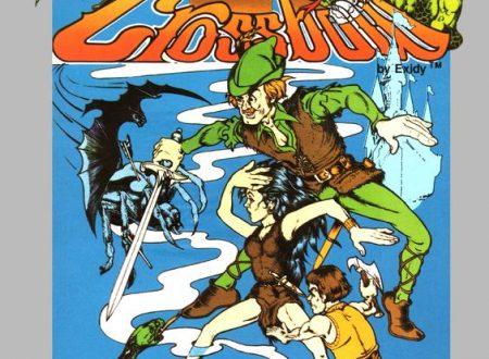 Crossbow – Atari 7800