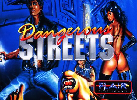 Dangerous Streets –  Amiga CD32