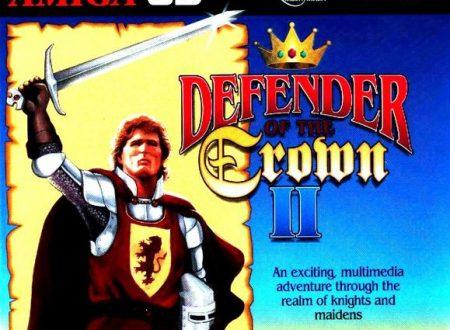 Defender Of The Crown II – Amiga CD32