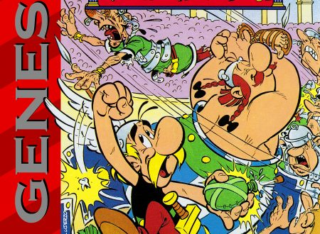 Asterix And The Great Rescue – Sega Genesis