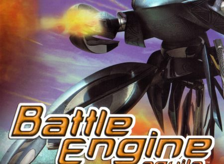 Battle Engine Aquila – Microsoft Xbox
