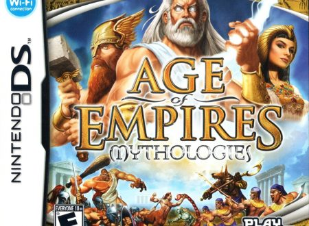 Age of Empires: Mythologies – Nintendo DS