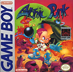 Atomic Punk – Nintendo Game Boy