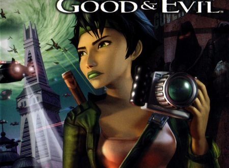 Beyond Good & Evil – Microsoft Xbox