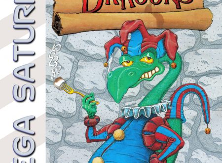 Blazing Dragons – Sega Saturn