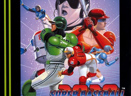 2020 Super Baseball – Neo Geo