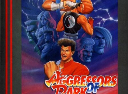 Aggressors Of Dark Combat – Neo Geo