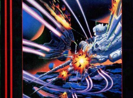 Alpha Mission II – Neo Geo