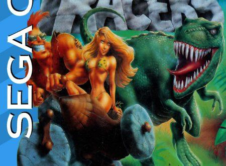 BC Racers – Sega CD