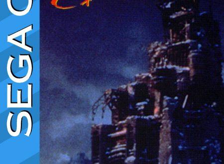 Bram Stoker's Dracula – Sega CD
