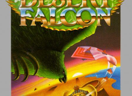 Desert Falcon – Atari 7800