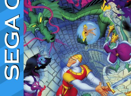 Dragon's Lair – Sega CD